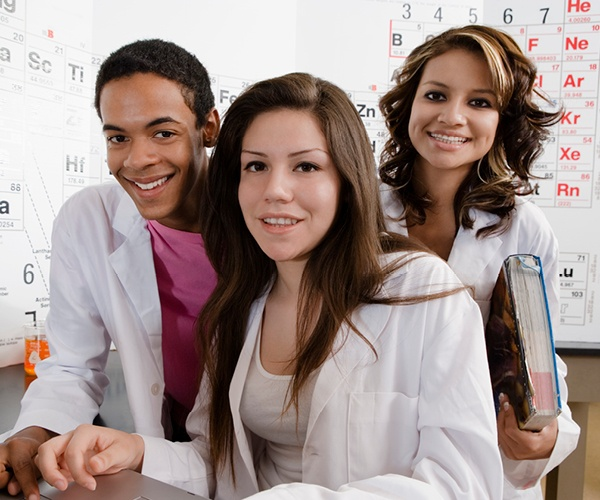 Three Students attend the Pre-College Summer Programs for High School Students