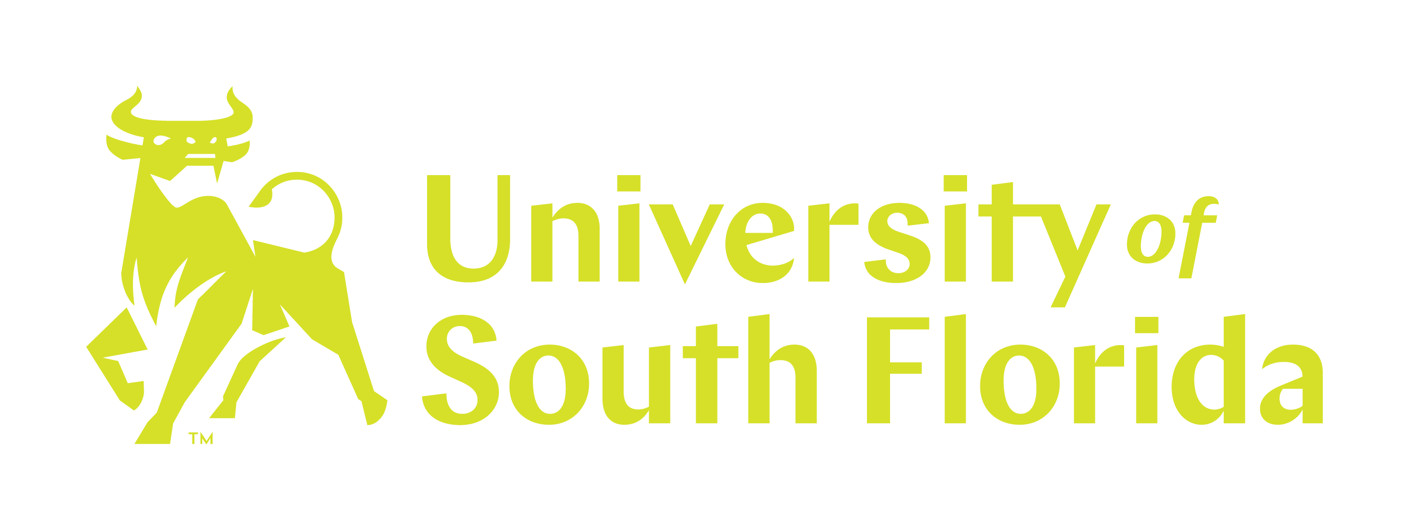 University of South Florida Header Logo